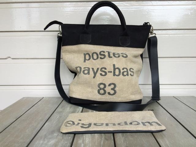 shopper-postzak83-zwart1